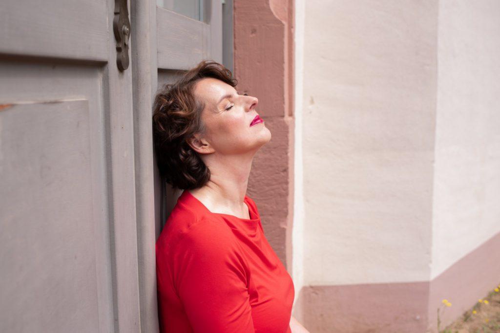Business Fotoshooting Headshot Frau