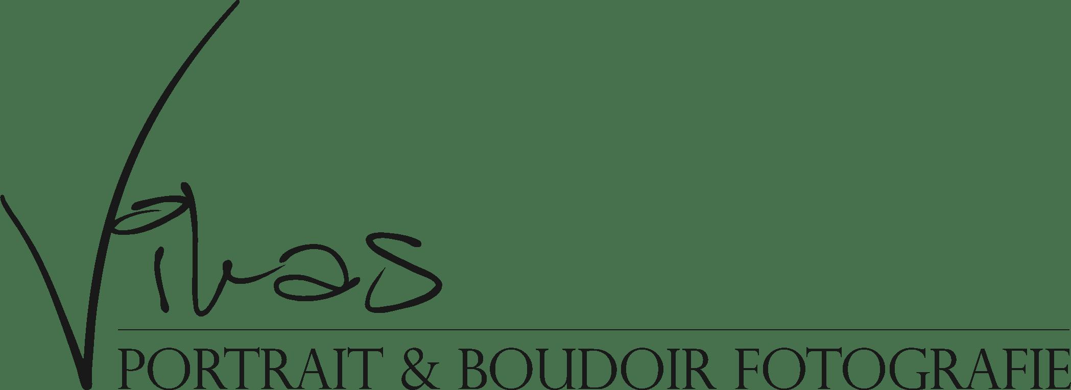 Logo Vikas Portrait und Boudoir Fotografie