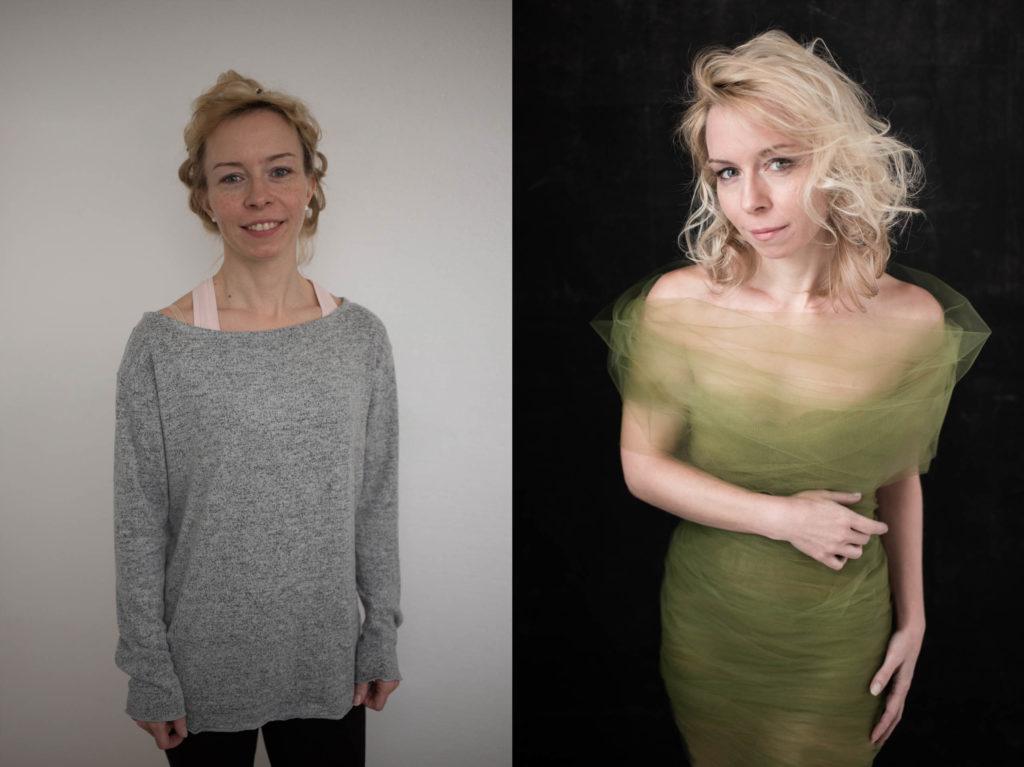 Boudoir und Portrait Fotografie